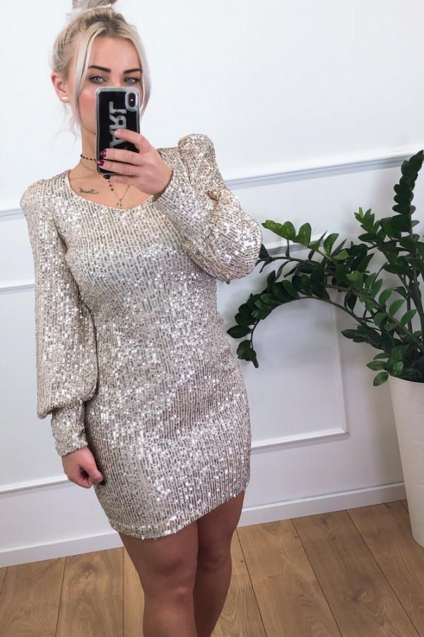 Sukienka Shiny