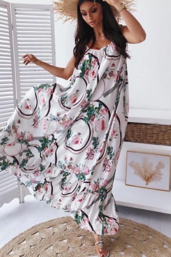 Sukienka SANTORINI 1