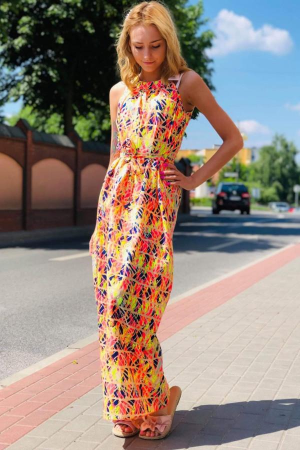 Sukienka MOZAIKA Miss Sara Maxi 1