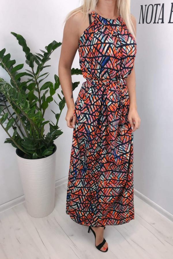 Sukienka MOZAIKA Miss Sara Maxi 2