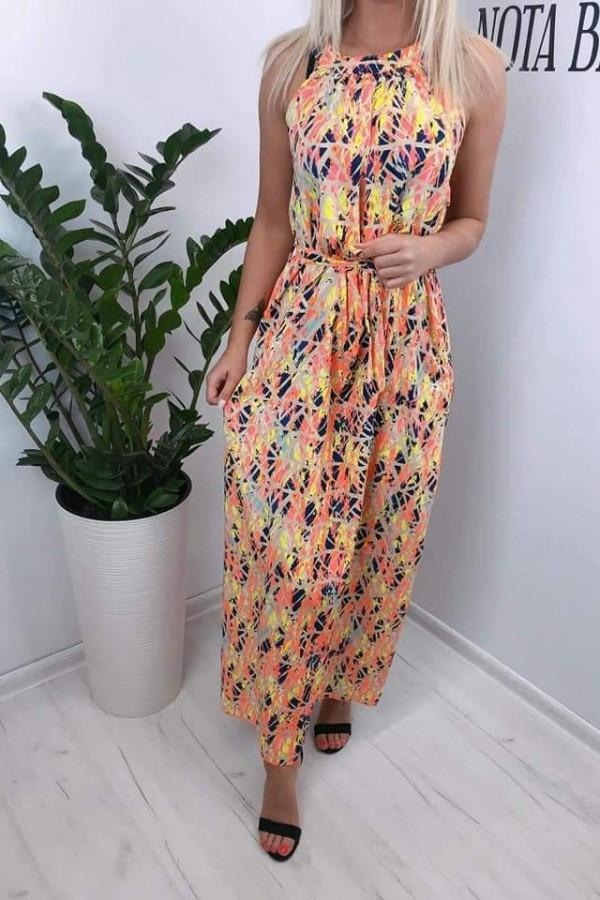 Sukienka MOZAIKA Miss Sara Maxi 3