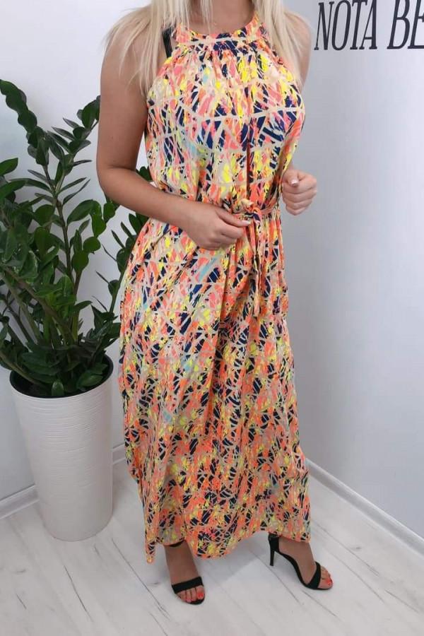 Sukienka MOZAIKA Miss Sara Maxi 4