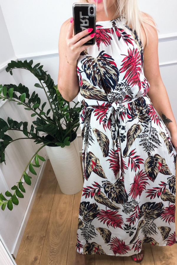 Sukienka THAITI Miss Sara Maxi 3