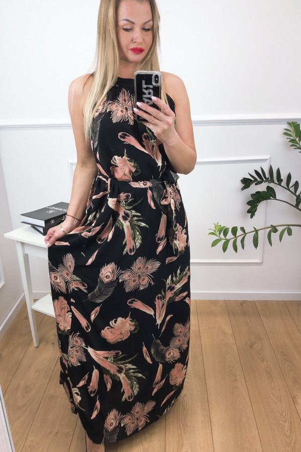 Sukienka PAWIE OKO Miss Sara Maxi 4