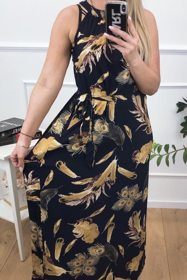 Sukienka PAWIE OKO Miss Sara Maxi 7