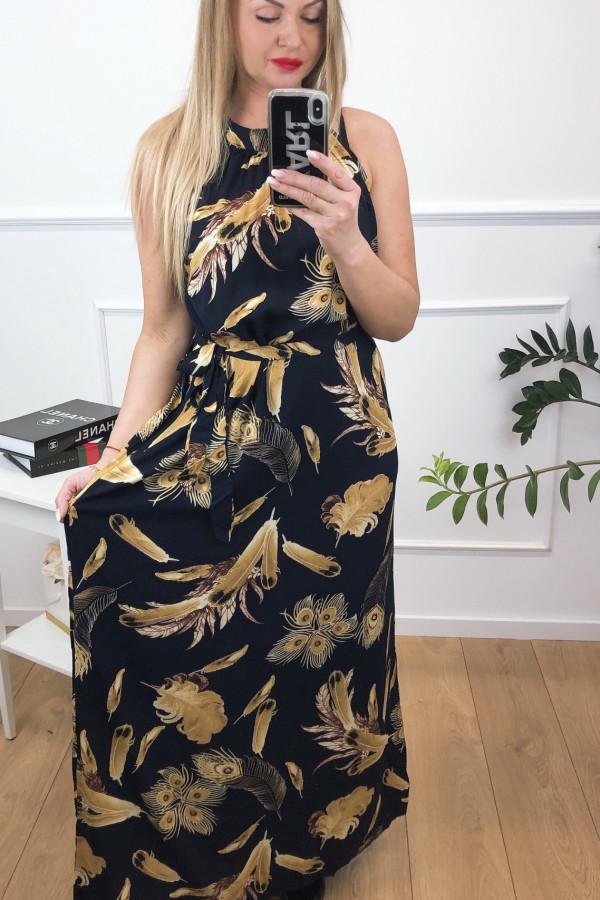 Sukienka PAWIE OKO Miss Sara Maxi 8