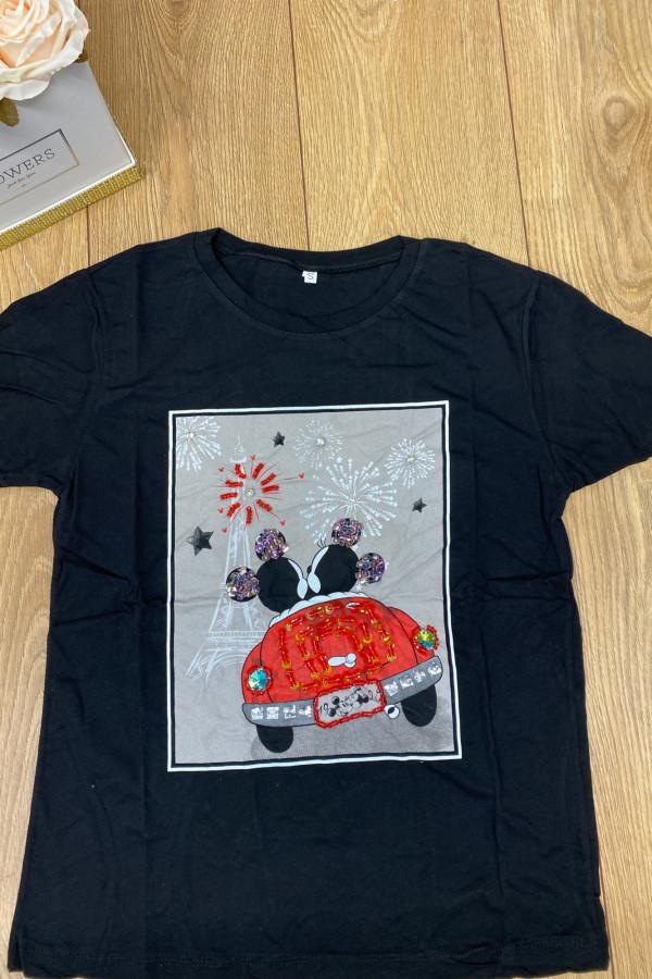 Tshirt MYSZKI GARBUS 3