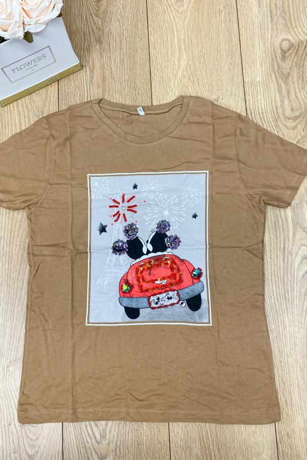 Tshirt MYSZKI GARBUS 5