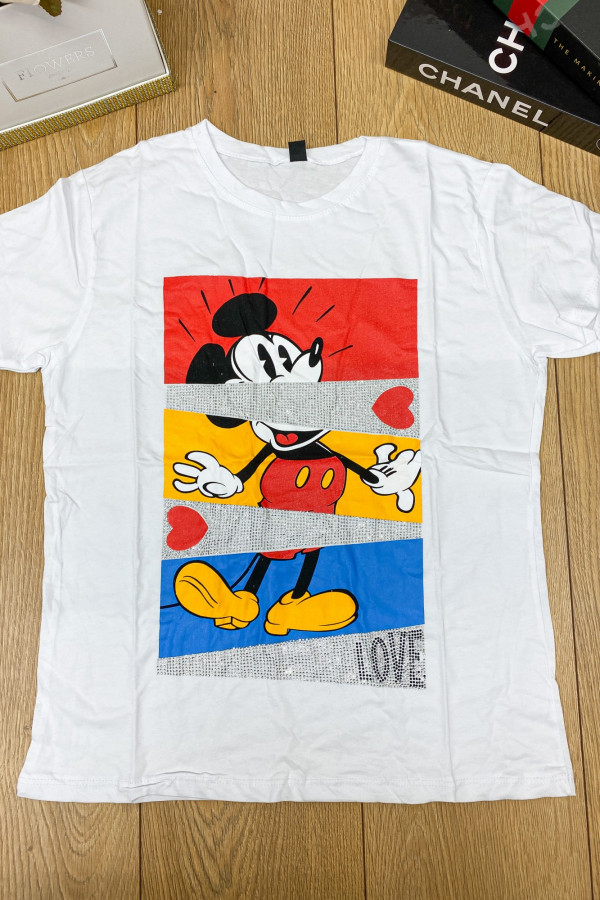 Tshirt MICY LOVE 1