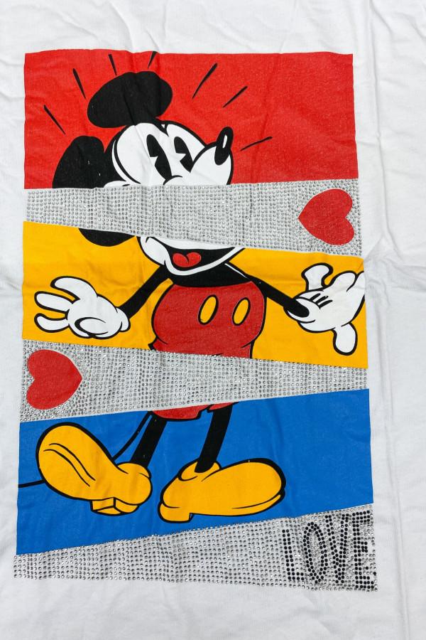 Tshirt MICY LOVE 4