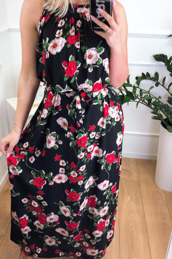 Sukienka LILAC Miss Sara Maxi 1