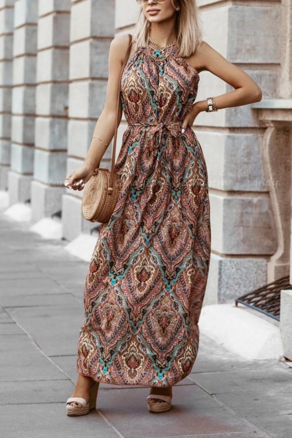 Sukienka GRECOS Miss Sara Maxi 1