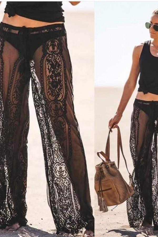 Spodnie LACE