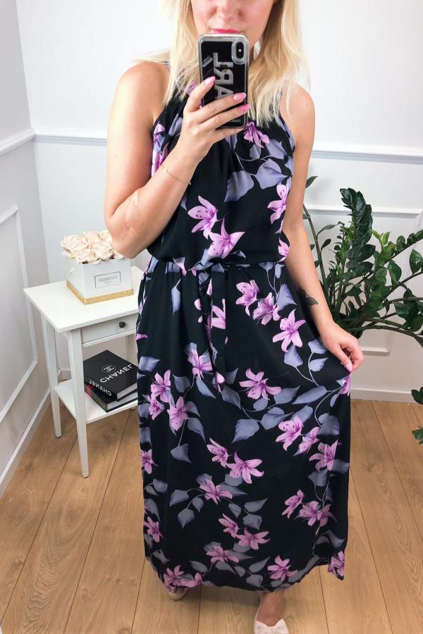 Sukienka VIOLET Miss Sara Maxi 2