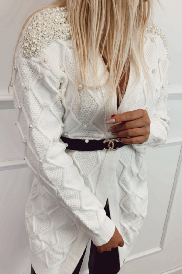 Sweter PEARLAGE 10
