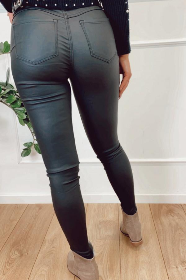 Spodnie woskowane JERRYS 3