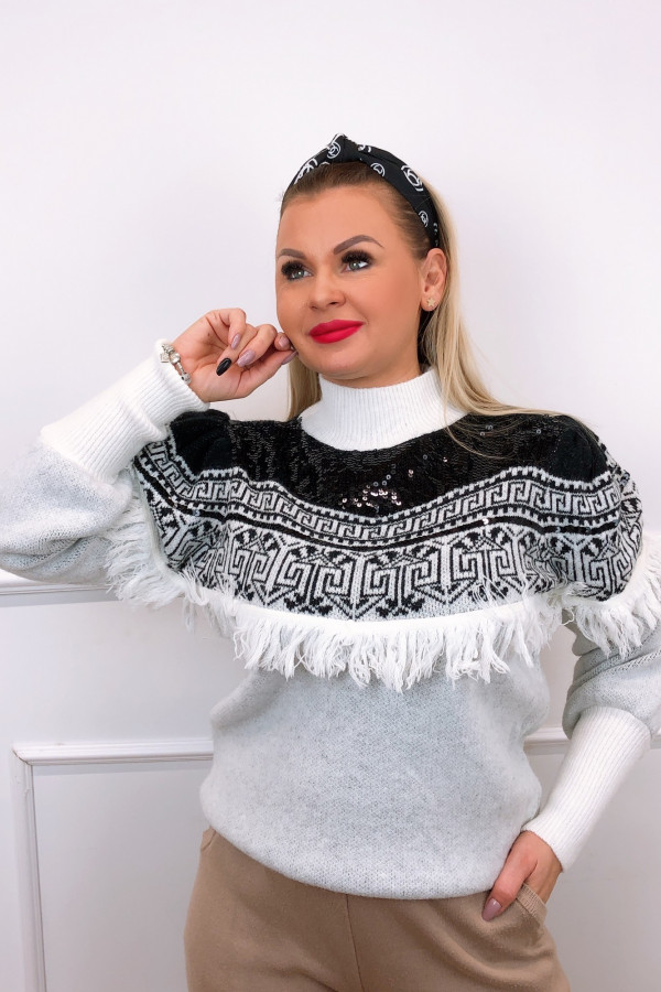 Sweter FASHION
