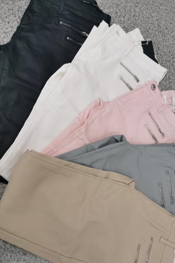 Spodnie woskowane CRAZY LOVER 24