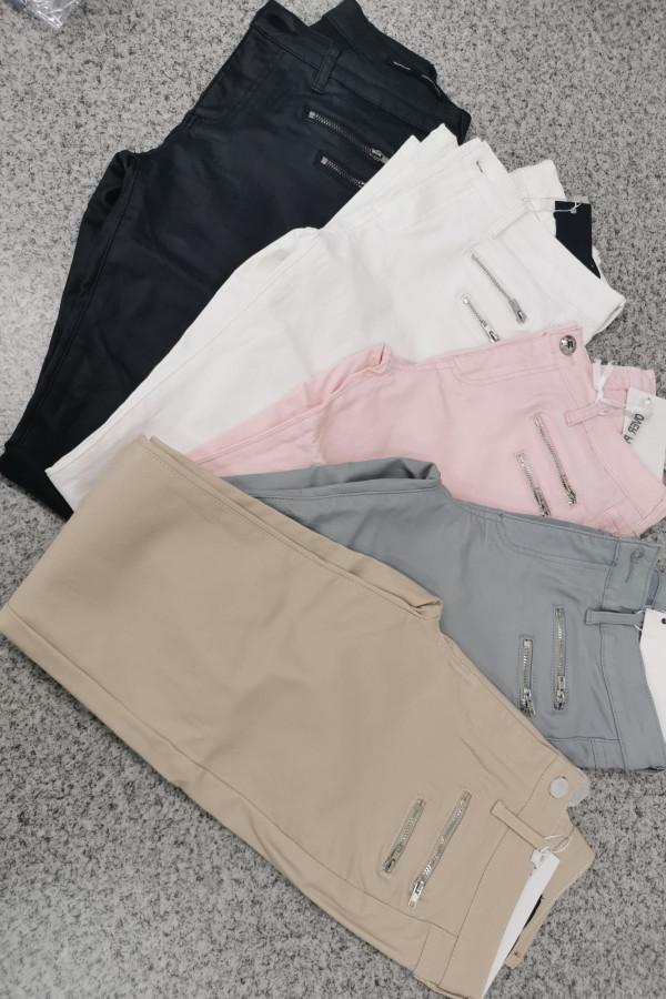 Spodnie woskowane CRAZY LOVER 25