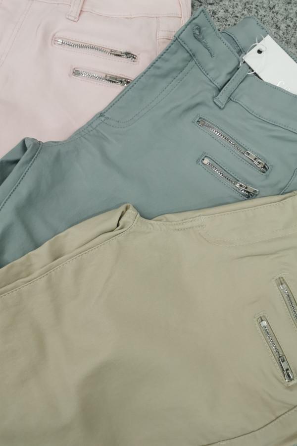 Spodnie woskowane CRAZY LOVER 26