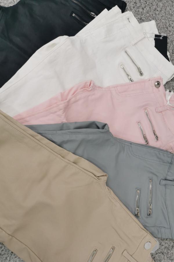 Spodnie woskowane CRAZY LOVER 18