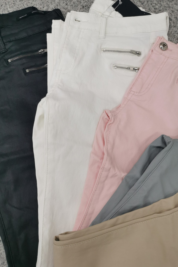 Spodnie woskowane CRAZY LOVER 28