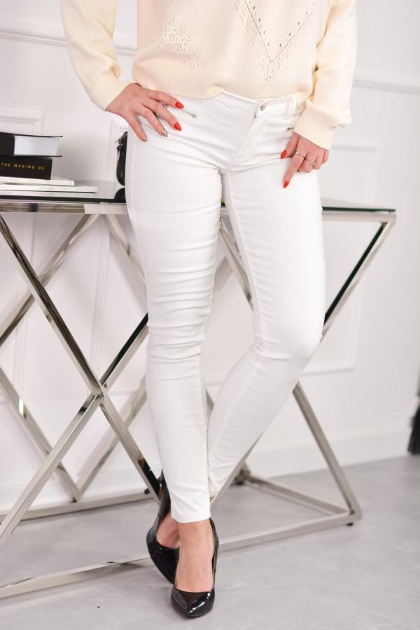 Spodnie woskowane CRAZY LOVER 32