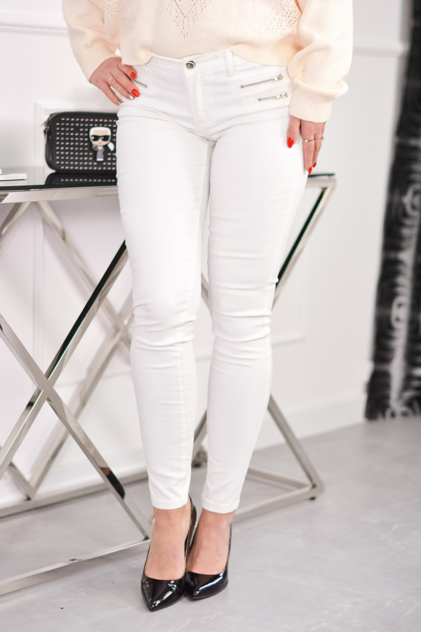 Spodnie woskowane CRAZY LOVER 10