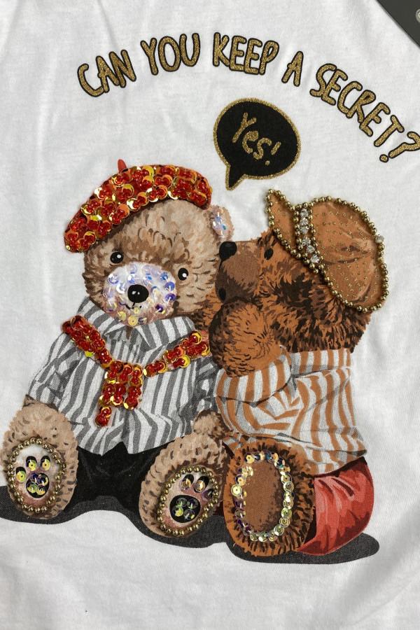 Tshirt MISIE LOVE 4