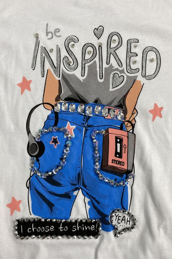 Tshirt INSPIRED 3