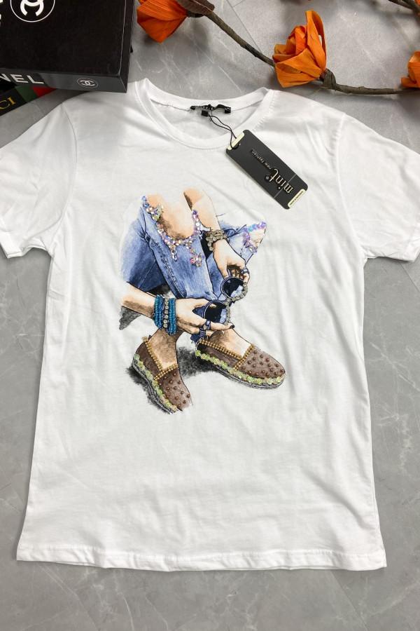 Tshirt SPODNIE 4