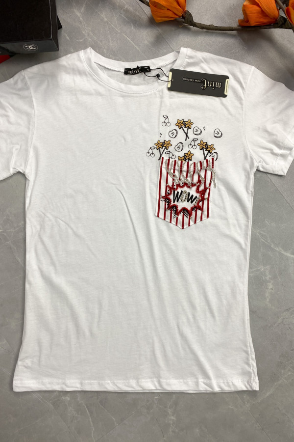 Tshirt WOW 2