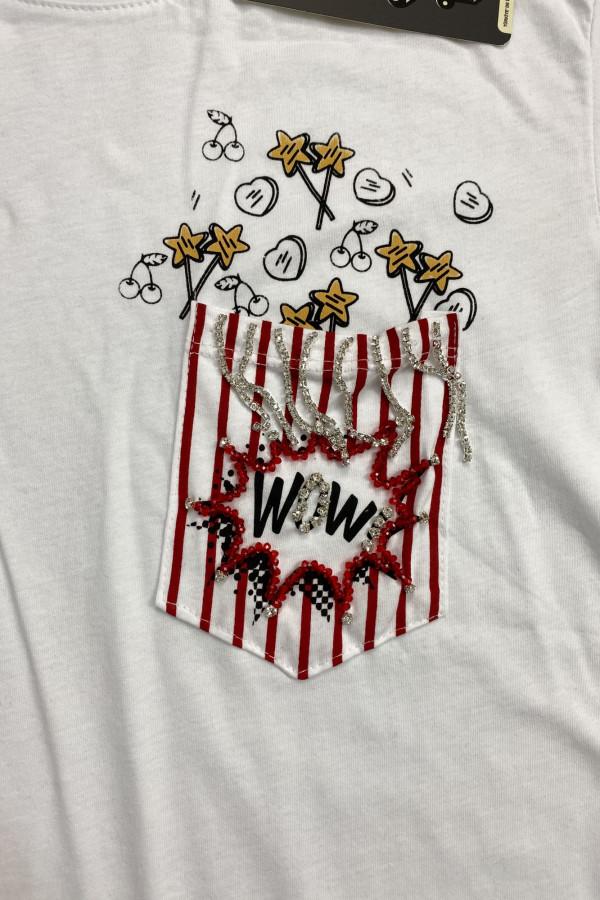 Tshirt WOW 3