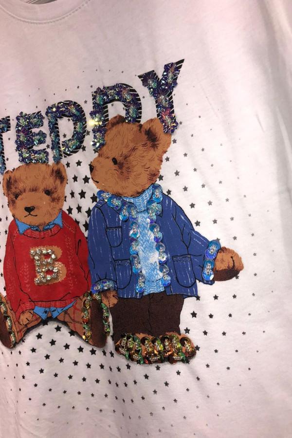 Tshirt TEDDY MEN 1