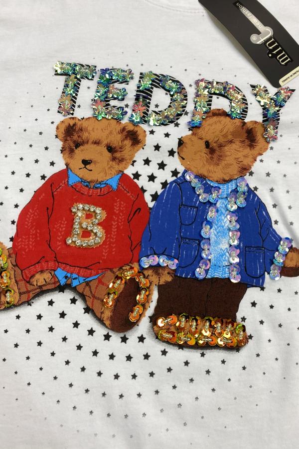 Tshirt TEDDY MEN 4