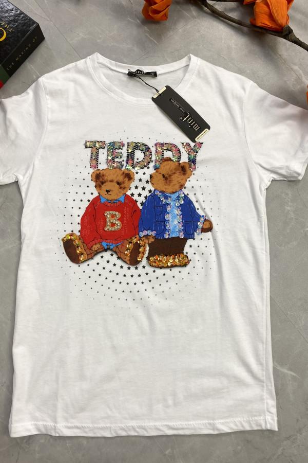 Tshirt TEDDY MEN 5
