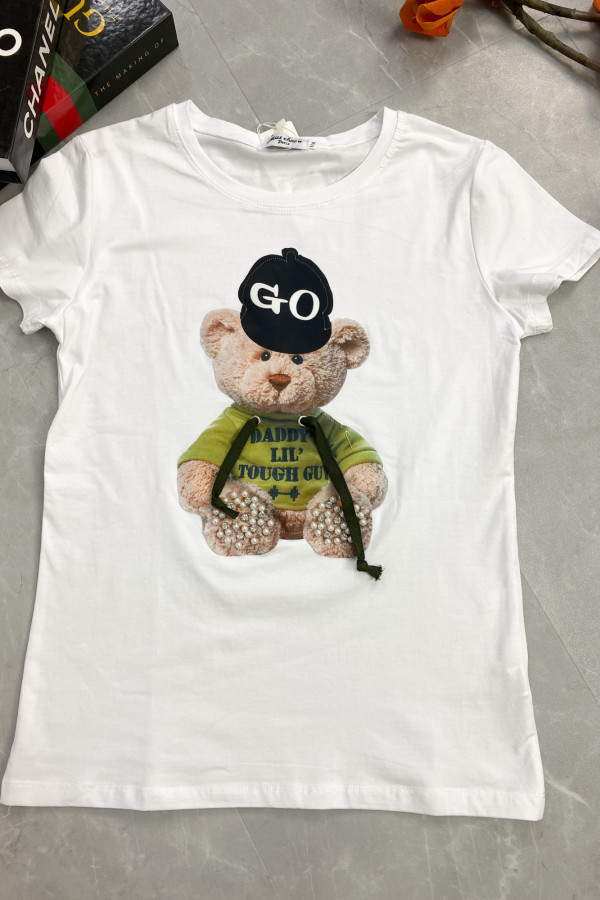 Tshirt MIŚ GO GO 9383 1