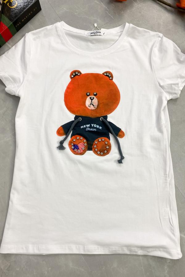 Tshirt MIŚ ORANGE 4