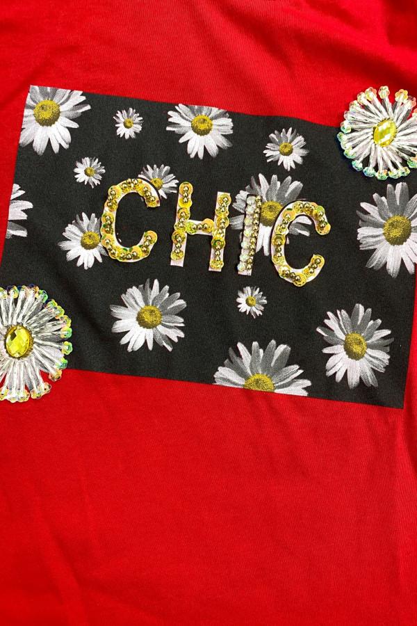 Tshirt CHIC 2