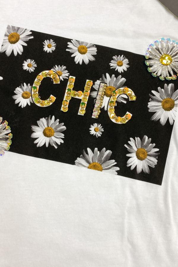 Tshirt CHIC 3
