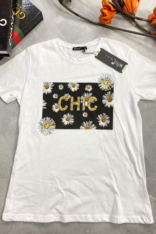 Tshirt CHIC 4