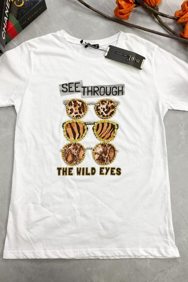 Tshirt SEE THROUGH 2