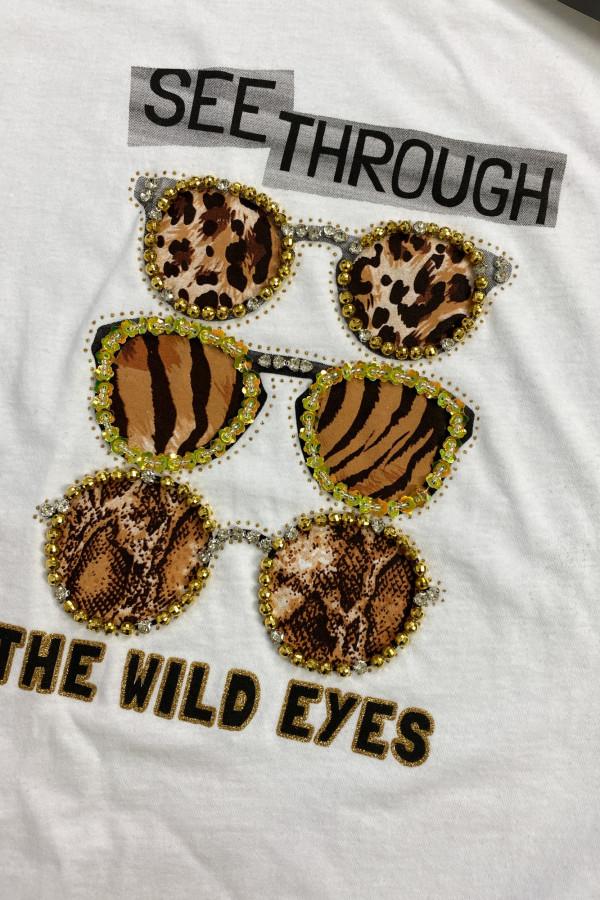 Tshirt SEE THROUGH 4