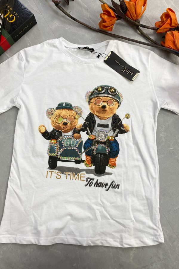 Tshirt TO HAVE FUN 1