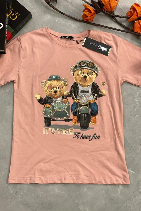 Tshirt TO HAVE FUN 3