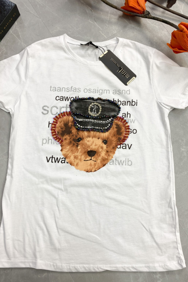 Tshirt CAPITAN 1