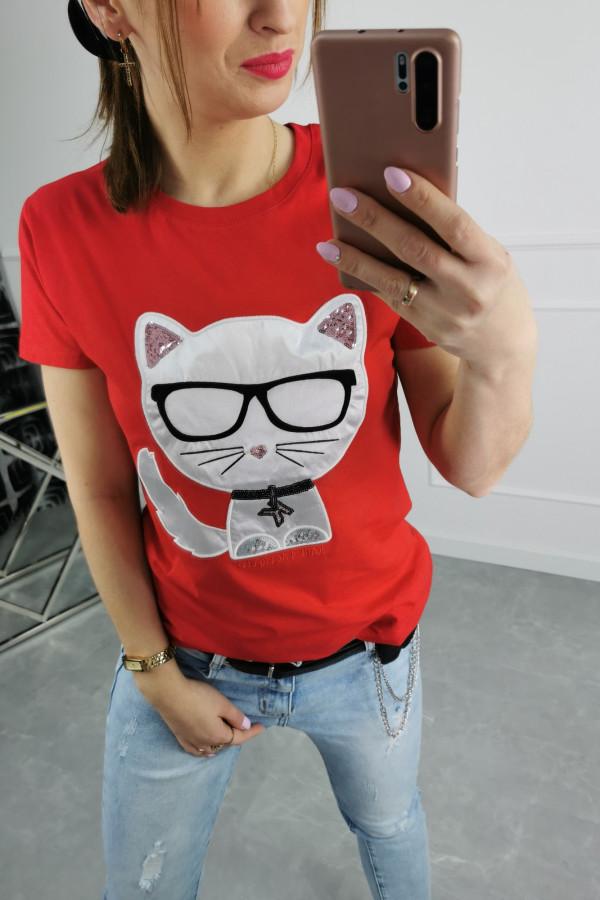 Tshirt CAT KARL 1