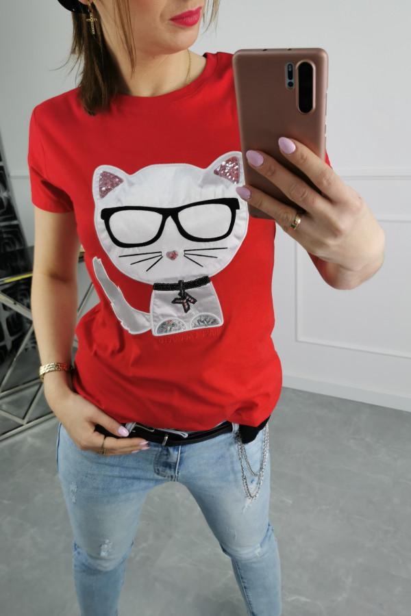 Tshirt CAT KARL 2