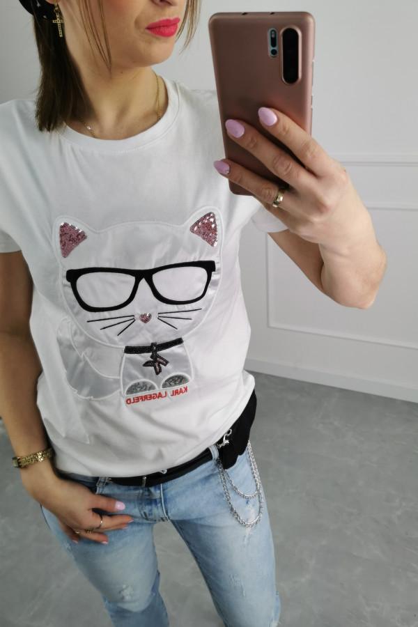 Tshirt CAT KARL 3