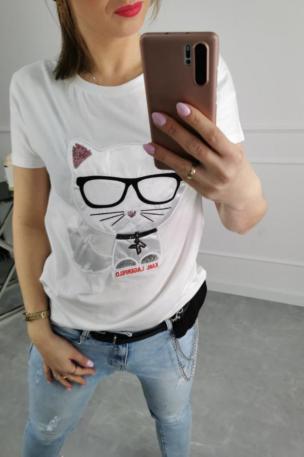 Tshirt CAT KARL 4
